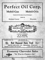 Title Page, Richland County 1931